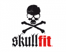 Skullfit Never Give Up - www.skullfit.com